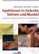 Injektionen in Gelenke, Sehnen und Muskel