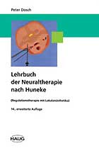 Lehrbuch der Neuraltherapie nach Huneke