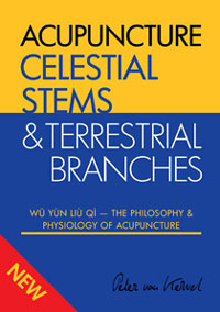van Kervel, Acupuncture Celestial Stems & Terrestrial Branches