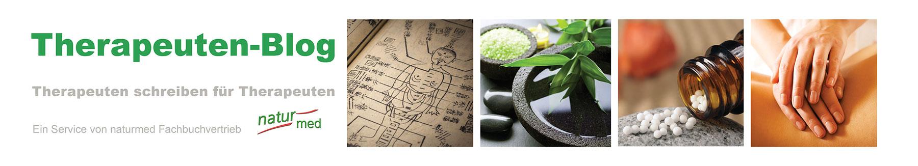 Naturmed Nlog - Therapeuten Fachbuchblog